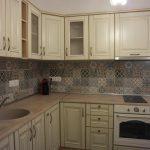 Класическа фурна в кухня